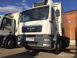 MAN -tgm18-240_temperature Controlled Trucks Year Of Mnftr: 2011 ...