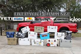 Five Day Ice Challenge, Coolers: Yeti, Grizzly, Pelican, Engel ... Ultimate Tailgater Honda Ridgeline Embeds Speakers In Truck Bed Amazoncom Idakoos Hashtag Wine Cooler Drinks Decal Pack X 3 The Best Tailgating Truck Is Coming 2017 Plastic Tool Box Options Jack Frost Freezcoolers Frost Freezers Coca Cola Cooler Stock Photos Images Alamy 11 Pickup Bed Hacks Family Hdyman Alianzaverdeporlonpacifica A Car Guys Found The Rtic 65qt Quick Review After First Use 5 Days Youtube Under Cstruction Wednesday 62911 Field