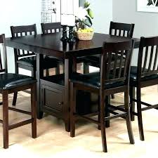 Dining Room Pub Tables Style Set Table
