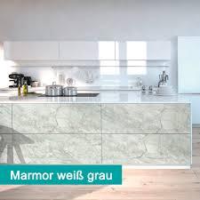 möbelfolie marmor weiß grau tecosmart 62 x 230 cm