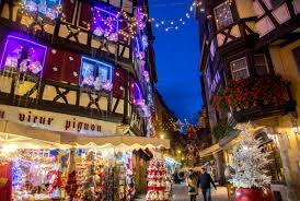Which Christmas Tree Smells The Best Uk by Best Christmas Markets In Europe Europe U0027s Best Destinations