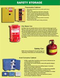 Flammable Cabinets Osha Regulations by Safety Products Richworld Electrical U0026 Sales Co Ltd