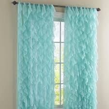 Ikea Sanela Curtains Dark Turquoise by Turquoise Curtains With Valance Pale Blue Eyelet Home Design Ideas