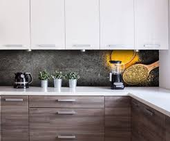 küchenrückwand gewürze nischenrückwand spritzschutz fliesenspiegel ersatz deko küche m0735