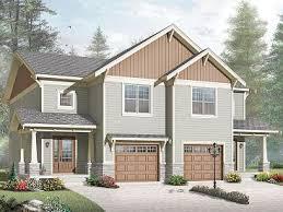 Images Duplex Housing Plans by Duplex Floor Plans Duplex House Plans The House Plan Shop