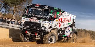 100 Pioneer Trucks Rallye Dakar Goes Hybrid Electrivecom