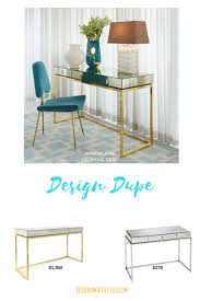 Threshold Campaign Desk Dimensions by 17 Best Images About Decorating Dupes On Pinterest Ikea Desk