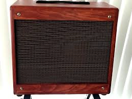 1x10 Guitar Cabinet Dimensions by Unloaded Custom 1x12 U0026 1x10 Pine Dovetailed Extension Reverb