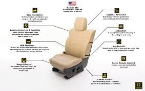 2018 Custom Truck Seat Covers