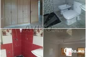 chambre d h el etage villa 130m2 lot yakout a el jadida 1 150 000 dh el jadida