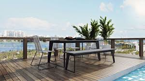 The Best Materials for Modern Outdoor Furniture