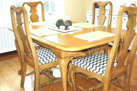 How To Recover Dining Room Chairs Chair Recovering Luxury Single Material