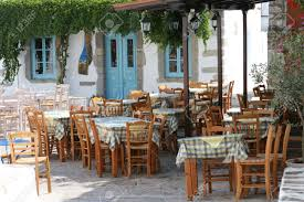 Traditional Greek Tavern Reastaurant Tables And Chairs At Patmos.. Tables Old Barrels Stock Photo Image Of Harvesting Outdoor Chairs Typical Outdoor Greek Tavern Stock Photo Edit Athens Greece Empty And At Pub Ding Table Bar Room White Height Sets High Betty 3piece Rustic Brown Set Glass Black Kitchen Small Appealing Swivel Awesome Modern Counter Chair Best Design Restaurant Red Checkered Tisdecke Plaka District Tavern Image Crete Greece Food Orange Wooden Chairs And Tables With Purple Tablecloths In