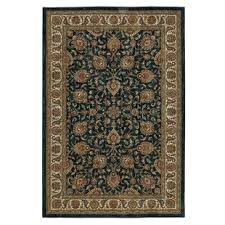 Finely Royal Blue Area Rug