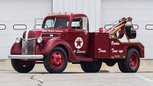 100 Two Ton Truck 1941 Ford Restored As Texaco Service Truck Rebuilt Flathead
