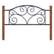 Wayfair Metal Headboards King by Alcott Hill Wolfhurst California King Open Frame Headboard