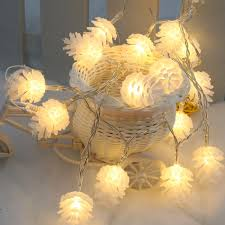 Pine Cone Christmas Tree Lights by Online Buy Wholesale Pinecone Lights From China Pinecone Lights