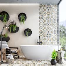 Large Charming Room Frame Bathrooms Tiles Decorating Bedroom Broken