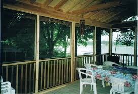 Inexpensive Screened In Porch Decorating Ideas by Screen Porch Kits Porch Design Ideas U0026 Decors
