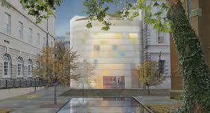 100 Jm Architects London Construction Kicks Off For Steven Holldesigned Maggies Centre