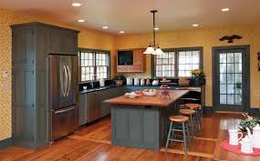 Gray Wooden Refinishing Cabinets Kitchen Large Size Beautiful Yellow Painting Walls Decorating Ideas To Memorial Day And Cool