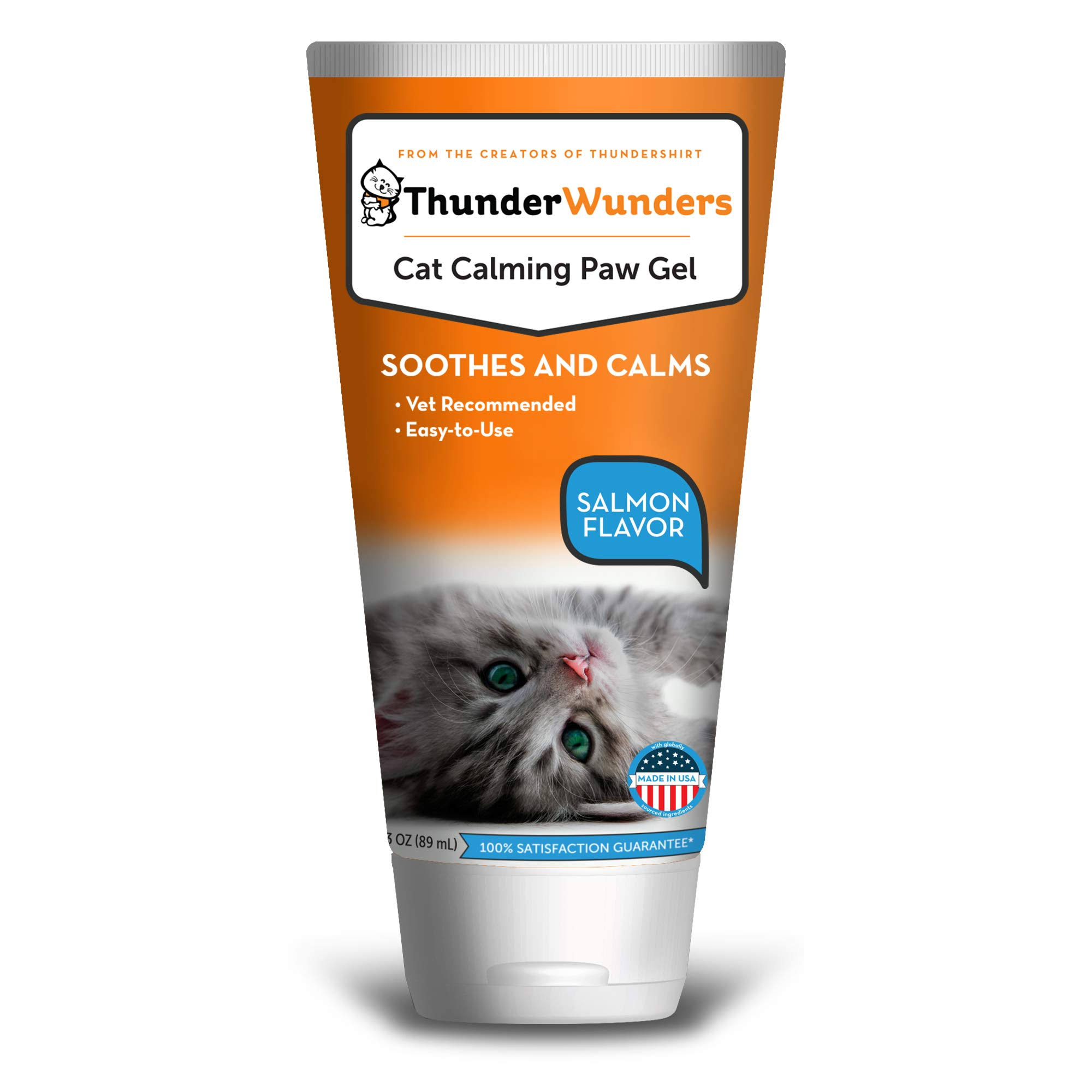 ThunderWunders Cat Calming Paw Gel (3 oz)