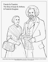 Frederick Douglass Coloring Page Free Download