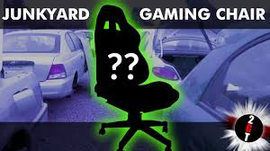 DIY Gaming Chair - We Built Our Own Junkyard Computer Chair! Custom Gaming Chair Mod Building A Diy Flightdriving Sim Pit On Budget Vrspies 8 Ways To Stop Your From Rolling Rig 8020 Alinum No Cutting Involved Simracing Brilliant Diy Desk Pc Modern Design Models Homemade Big Tv Pc Gaming Chair Youtube How Build Pcps3xbox Racing Wheel Setup In Nohallerton North Chairs Light Brown Fniture Jummico X Rocker Mission A Year Of Pc With Standing Desk Gamer F1 Seat
