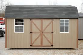 Derksen Best Value Sheds by The Barn Shop Family Built Portable Buildings