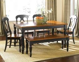 Oak Dining Chairs Country Room Sets Style French