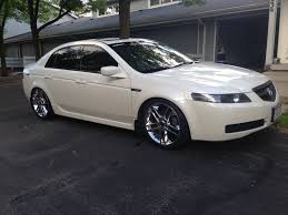 Acura TL With 19