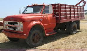 100 1967 Chevy Trucks Chevrolet C50 Grain Truck Item D5427 SOLD Wednesda