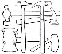 Woodworking Hand Tools Clip Art