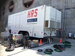 U.S.- Based HRS Mobile Provides Production Services For Sporting ...