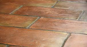 indoor tile floor terracotta aged st tropez pave