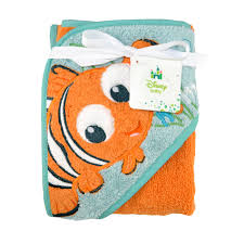 Finding Nemo Baby Clothes And by Disney Finding Nemo Hooded Towel