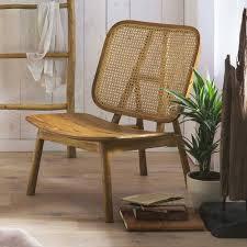 wohnzimmer stuhl aus teak massivholz vivienno