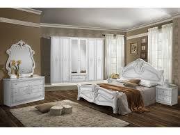 schlichter schlafzimmer set asti 6 teilig weiß schrank