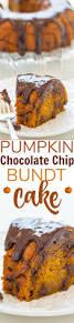 Best Pumpkin Cake Ever by Pumpkin Chocolate Chip Bundt Cake Averie Cooks