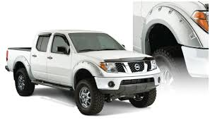 100 Truck Flares Bushwacker 7190602 Boss Pocket Style Fender Nissan