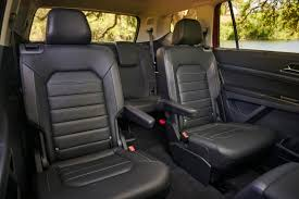 Ford Explorer Captains Chairs Second Row by Which 2018 Three Row Suvs Offer Captain U0027s Chairs News Cars Com