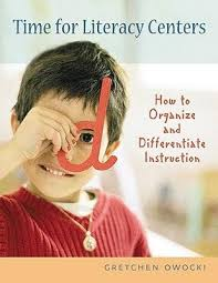 Time For Literacy Centers How To Organize And Differentiate