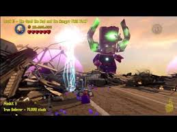 Lego Marvel That Sinking Feeling Minikit by Lego Marvel Super Heroes Happy Thumbs Gaming