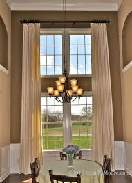 Curtain Ideas For Living Room Pinterest by Drapes For Two Story Windows Google Search For The Home