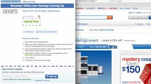 Sears Coupon Code 2013 - How To Use Promo Codes And Coupons For Sears.com Sears Printable Coupons 2019 March Escape Room Breckenridge Coupon Code Little Shop Of Oils Macys Coupons In Store Printable Dailynewdeals Lists And Promo Codes For Various Shop Your Way Member Benefits Parts Direct Free Shipping Lamps Plus Minus 33 Westportbigandtallcom Save Money With Baby Online Extra 20 Off 50 On Apparel At Vacuum