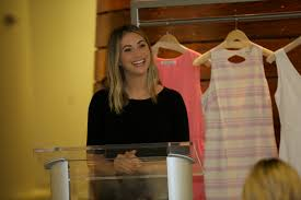 Where Wear Had The Pleasure Of Meeting One Our Blogger Faves Book Author And Now Clothing Designer Emily Schuman Cupcakes Cashmere