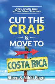 Book Release – Cut the Crap Costa Rica