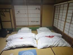 Japanese mattress floor