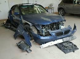 Bavarian BMW E60 Parts Cars
