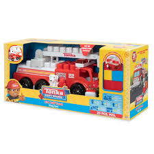 Tonka Fire Tuff Truck Playset - 25 Pieces - Walmart.com Vintage Tonka Pressed Steel Fire Department 5 Rescue Squad Metro Amazoncom Tonka Mighty Motorized Fire Truck Toys Games 38 Rescue 36 03473 Lights Sounds Ladder Not Toys For Prefer E2 Ebay 1960s Truck My Antique Toy Collection Pinterest Best Fire Brigade Tonka Toy Rescue Engine With Siren Sounds And Every Christmas I Have To Buy The Exact Same My Playing Youtube Titans Engine In Colors Redwhite Yellow Redyellow Or Big W
